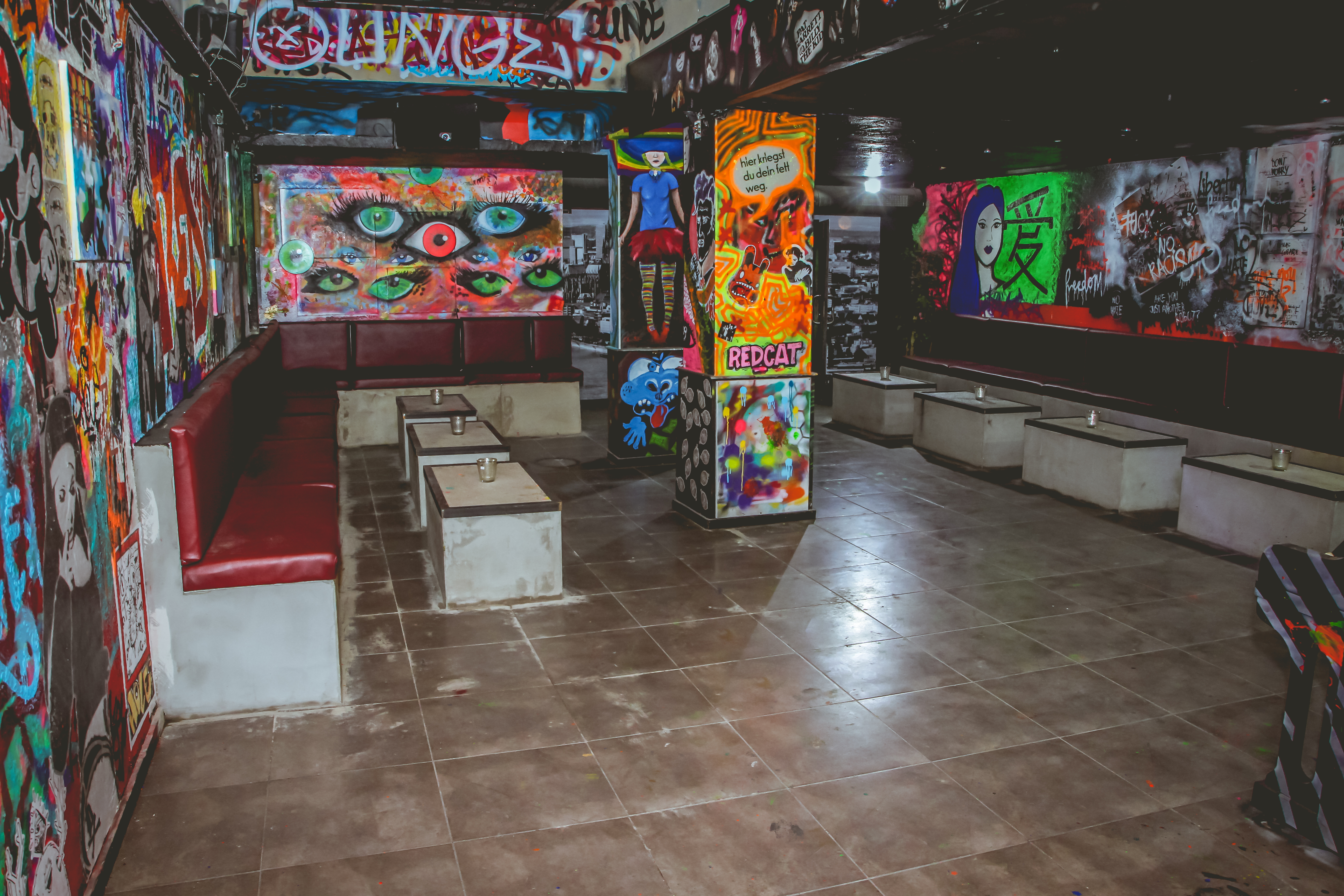 Red Cat Lounge Köln